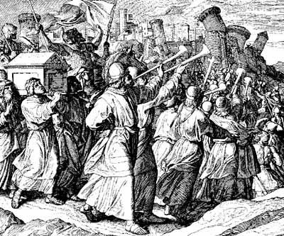 Defeat of Jericho