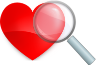 Image result for picture of searching a heart