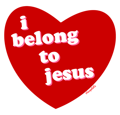 is the name �jesus king and lord� written in your heart