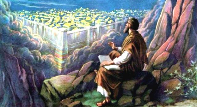 Heavenly Jerusalem