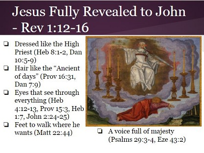 Presentation - Jesus Reveals Himself to John