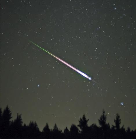 a fallen star