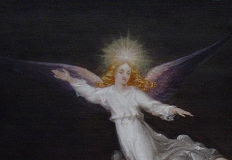 An Angel Descending