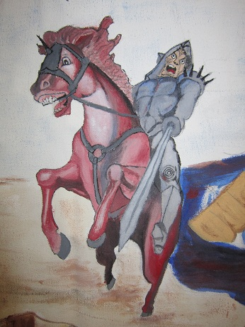 Red Horse Rider