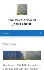 Faster Mobile Version of Revelation